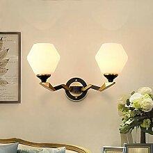 Scra AC Lampe murale simple pour salon, couloir,