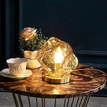 Scra AC Postmodern Lampe de table murale en verre