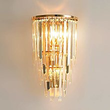 Scra AC Postmodern Lampe murale en cristal pour