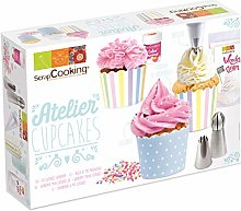 Scrapcooking 3998 Coffret Atelier - Mes Cupcakes,