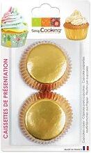 Scrapcooking 5068 - Caissette Cupcake