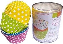 Scrapcooking 5090 - Caissette Cupcake