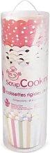 Scrapcooking 5091 - Caissette Cupcake