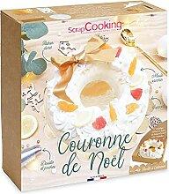 ScrapCooking - Kit Couronne de Noël - Dessert