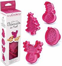 ScrapCooking - Kit Je Fais mes Biscuits de Noël -