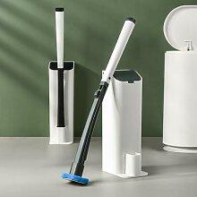 SDARISB – porte-brosse de toilette jetable, avec