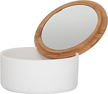 Sealskin Grace boite de maquillage avec miroir
