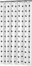Sealskin Signes Rideau de douche 180x200cm
