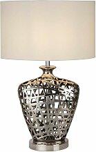 Searchlight - Grande lampe de table Network, base