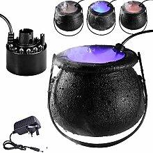 Seatechlogy Smoke Fog Machine Brume Diffuseur,