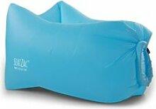 SEATZAC Fauteuil gonflable en polyester avec Light