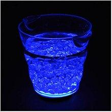 Seau à glace 4.9L LED Godeau de glace