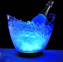 Seau à glace Gauquettes acryliques rechargeables