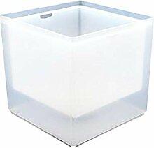 Seau à glace LED pour barres seau à glace LED de