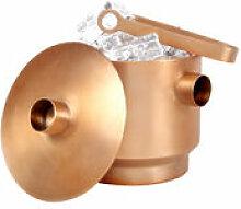 Seau à glace Rondo - XL Boom cuivre en métal