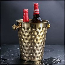 Seau Champagne   Seau à glace en acier