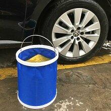 Seau multifonction de lavage de voiture, seau