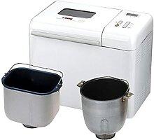 Seb OW400001 Machine à pain Home Baker Dual Blanc