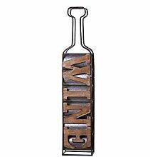 Sebasty Casier à vin, Casier à vin mural, en