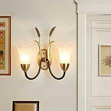 Sebasty Lampe Murale En Cuivre Salon Lampe TV Fond