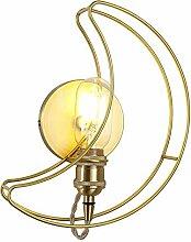 Sebasty Nordic Complet Cuivre Lampe Chambre Lampe