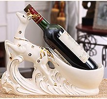 Sebasty Porte-bouteilles De Vin Européen Créatif