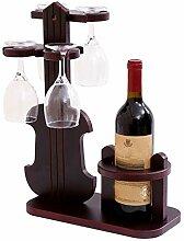 Sebasty Porte-bouteilles de vin rouge à