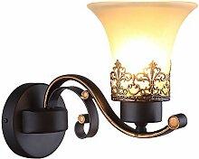 Sebasty Salon Décoration Lampe Rétro En Fer
