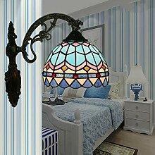 Sebasty Tiffany Style Méditerranéen Applique