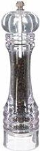 Secret de Gourmet - Moulin poivre acrylique H22.5