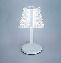 Seecode Lampe de table design magique, Blanc