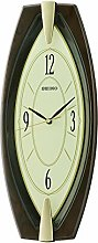 Seiko QXA342B Horloge Murale en Plastique avec