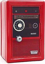 SeniorMar tirelire Durable Mini tirelire Vintage