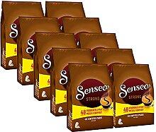 Senseo 10x Corsé Dosettes de café (48 Pads)