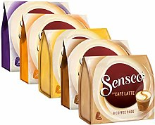 Senseo Café Dosettes Creamy Collection Set, Café