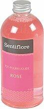 Sentiflore 6LIQ011 Liquide Pot Pourri 500ml, Rose