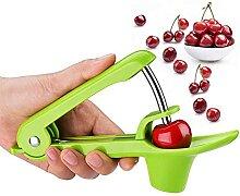 Séparateur de fruits à dénoyauteur d'olives