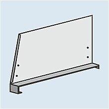 Séparation pour rayonnage emboîtable modulaire -