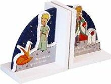 Serre-Livre en bois Le Petit Prince