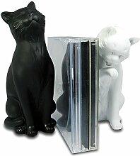 Serre-livre Misters chats Couleur Multicolore