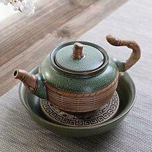 Service à thé chinois Kung Fu, théière,