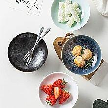 Service à thé Kung Fu en céramique - Assiette