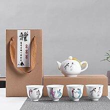 Service à thé Service À Thé Kung Fu, Théière