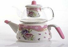 Service à thé Théière En Porcelaine Théière