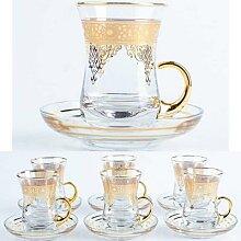 Service de présentation du thé et du café pour