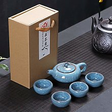 Services à thé Chine Travel Kung Fu Tea Ensemble