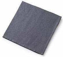 Serviette de table / 50 x 50 cm  - Lin traité