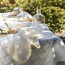 Serviette de table VICHI en lin Promo 30%