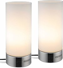 Set de 2 lampes de table Lumo E14 Lampe à poser