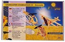 Set de bricolage 3 maquettes solaires #0